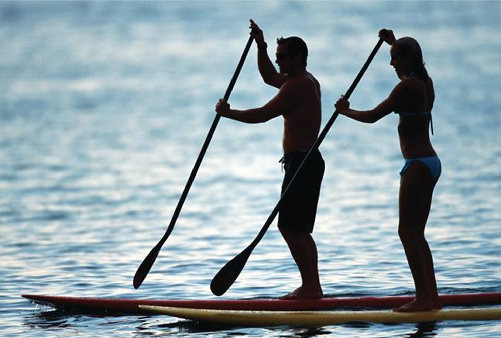 Stand Up Paddle Anglet Côte basque